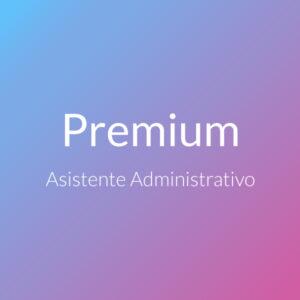 Asistente Administrativo Pack Premium