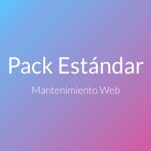 Pack de horas Web Estándar