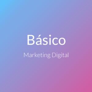 Marketing Digital Pack Básico