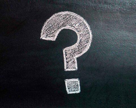 ¿Qué es virtulea? Símbolo de interrogante, Blog